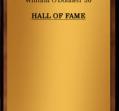 Hall of Fame 1973