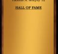 Hall of Fame 1975