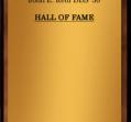 Hall of Fame 1980