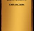 Hall of Fame 1984