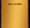 Hall of Fame 1985