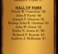 Hall of Fame 1992
