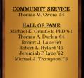 Hall of Fame 2002
