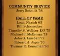 Hall of Fame 2005