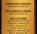 Hall of Fame 2007