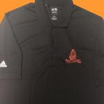 Black Adidas Polo Shirt
