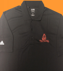 Black Adidas Polo Shirt