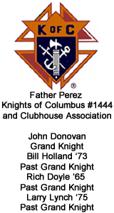 kofc First Friday Club October 2014