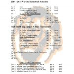 2014 - 2015 Basketball Schedules_Page1